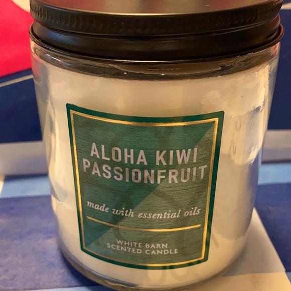 B&BW Aloha Kiwi Passionfruit Candle